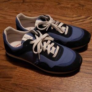 ED by Ellen blue Farren sneakers